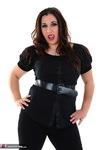 Kimberly Scott. Office Look Free Pic 11