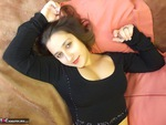 KimberlyScott. Playing On The Sofa Pt1 Free Pic 8