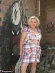 Barby. Barby Gets Naked By The Road Free Pic 2