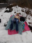 . Fun In The Snow Pt2 Free Pic 7