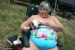 Grandma Libby. Relaxing In The Sun Free Pic 6