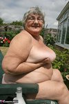 Grandma Libby. Relaxing In The Sun Free Pic 10