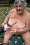Grandma Libby. Relaxing In The Sun Free Pic 17