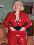 Barby. Lesbos In PVC Free Pic 1