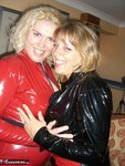 Barby. Lesbos In PVC Free Pic 3