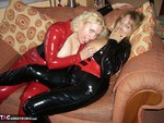 Barby. Lesbos In PVC Free Pic 7