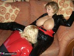 Barby. Lesbos In PVC Free Pic 15
