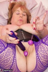 SpeedyBee. Purple Bodystocking Free Pic 6