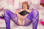 SpeedyBee. Purple Bodystocking Free Pic 7