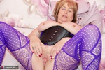 SpeedyBee. Purple Bodystocking Free Pic 16
