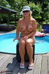 Nude Chrissy. My Nude Pool Free Pic 1