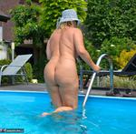 Nude Chrissy. My Nude Pool Free Pic 18