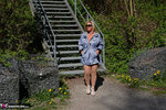 NudeChrissy. On The Stairs To Heaven Free Pic 20