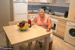 Grandma Libby. Relaxing In The Kitchen Free Pic 1