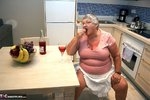 Grandma Libby. Relaxing In The Kitchen Free Pic 4