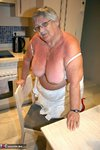 Grandma Libby. Relaxing In The Kitchen Free Pic 10