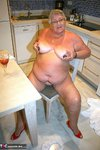 Grandma Libby. Relaxing In The Kitchen Free Pic 15
