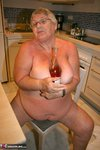 Grandma Libby. Relaxing In The Kitchen Free Pic 18