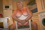 GrandmaLibby. Relaxing In The Kitchen Free Pic