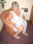 Grandma Libby. Excited & Horny Free Pic 4