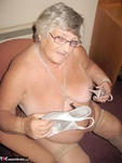 Grandma Libby. Excited & Horny Free Pic 16