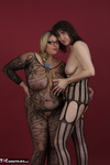 Hot Milf. At the posing with my girlfriend MaraLove. We both in Catsui Free Pic 8