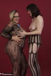 Hot Milf. At the posing with my girlfriend MaraLove. We both in Catsui Free Pic 9