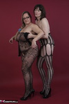Hot Milf. At the posing with my girlfriend MaraLove. We both in Catsui Free Pic 12
