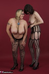 Hot Milf. At the posing with my girlfriend MaraLove. We both in Catsui Free Pic 18