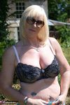 Melody. Blue Capri Pants Pt2 Free Pic 3