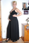 Luscious Models. Veronica Van Der Sluis, Pregnant Blonde Pt1 Free Pic 5