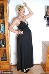 Luscious Models. Veronica Van Der Sluis, Pregnant Blonde Pt1 Free Pic 7