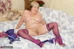 SpeedyBee. Purple Underwear Free Pic