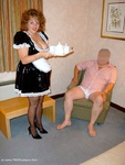 CurvyClaire. French Maid Pt1 Free Pic 1
