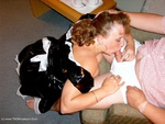 CurvyClaire. French Maid Pt1 Free Pic 12