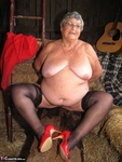 GrandmaLibby. Frolicking In The Hay Free Pic 12