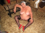 Grandma Libby. Frolicking In The Hay Free Pic 16