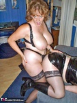 CurvyClaire. Leather Lesbos Pt2 Free Pic 10