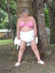 GrandmaLibby. Relaxing In The Garden Free Pic 13