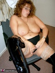 CurvyClaire. Office Gear & Thigh Boots Pt2 Free Pic 18