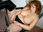 CurvyClaire. Office Gear & Thigh Boots Pt2 Free Pic 19