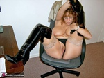 CurvyClaire. Office Gear & Thigh Boots Pt2 Free Pic 20