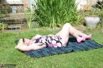 Melody. Sunbathing Pt1 Free Pic