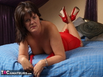 Sandy. Slutty In Red Free Pic