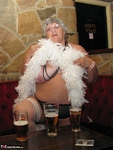 GrandmaLibby. UK- Exhibitionists Party Free Pic 5