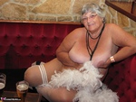 GrandmaLibby. UK- Exhibitionists Party Free Pic 9