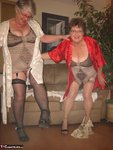 GirdleGoddess. Two Sexy Mama's Free Pic 5
