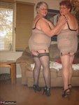 Girdle Goddess. Two Sexy Mama's Free Pic 12