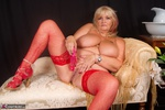 DirtyDoctor. Red Lingerie Free Pic 18
