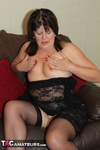 Sandy. Dildo On The Sofa Free Pic